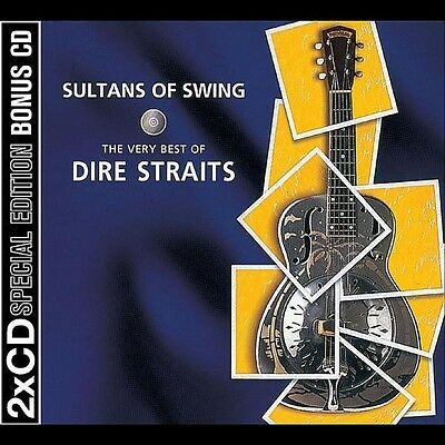 "Dire Straits ""sultans Of Swing"" 2 Cd Special Edt Neu!!!"