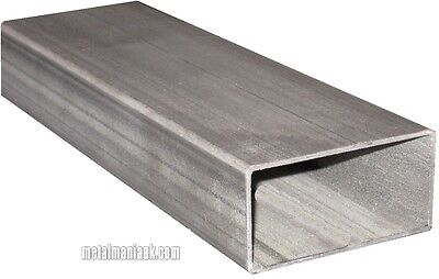 Steel ERW rect section 50mm x 25mm x 2mm x 2.5mtr new