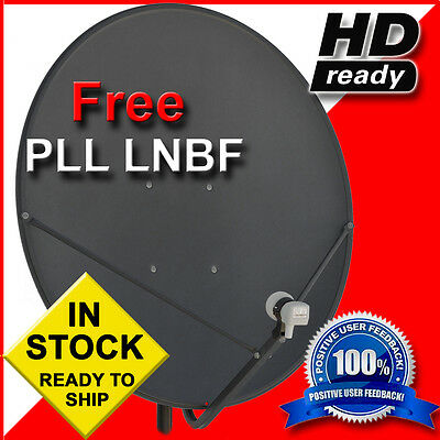 "36"" / 90cm Free To Air FTA Satellite Dish and .4 LNBF"