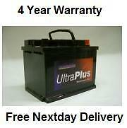 12V Car Battery Type 012 Heavy Duty 4 Year Warranty