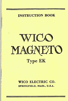 wico ek magneto for hit miss engine • 184 50 picclick wico magneto ek instruction manual hit miss ihc