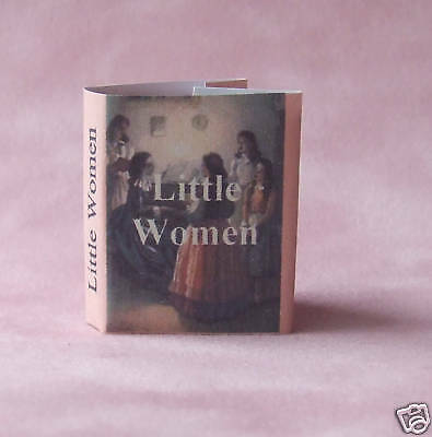Dollshouse Miniature Book - Little Women
