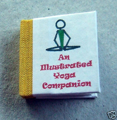 Dollshouse Miniature - Yoga Companion