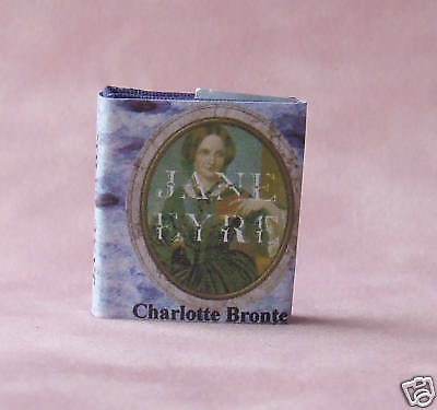 Dollshouse Miniature Book - Jane Eyre