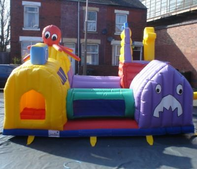 Galleon Activity Centre Inflatable 16 FT x 13 FT Made To Order