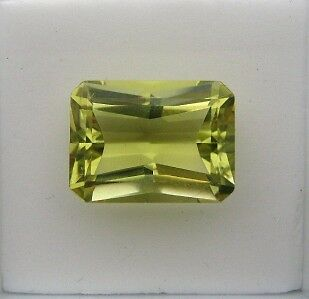 11.23 Cts.  Natural Canary Yellow Quartz