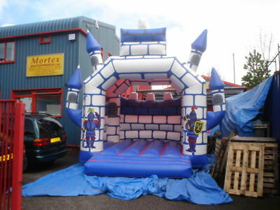 Knights & Jesters Bouncy Castle 18.5 FT X 13.5 FT Made To Order
