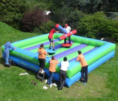 Gladiator Inflatable 16 FT x 16 FT Made To Order