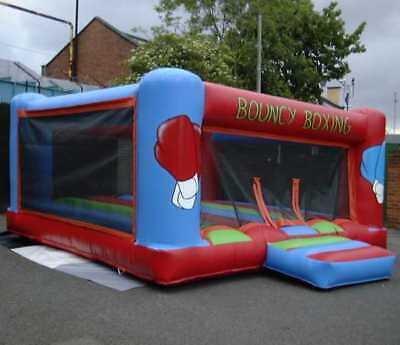 Boxing Ring 16 FT x 16 FT  Made To Order