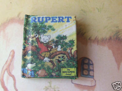 Rupert Bear Annual 1973 - Miniature