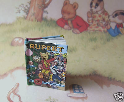 Rupert Bear Annual 1985 - Miniature