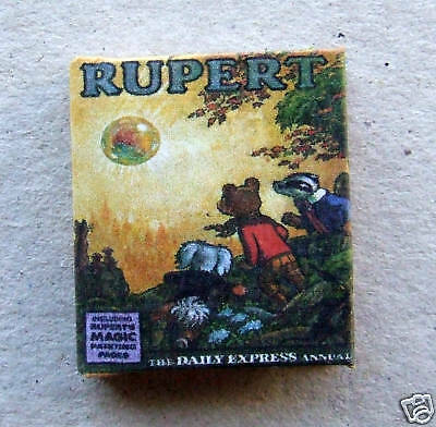 Rupert Bear Annual 1968 - Miniature