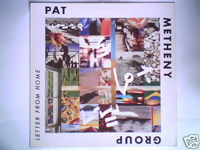 PAT METHENY GROUP Letter from home lp GERMANY