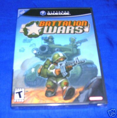 GC - Battalion Wars ~ Brand New Sealed Game ~ MINT ~