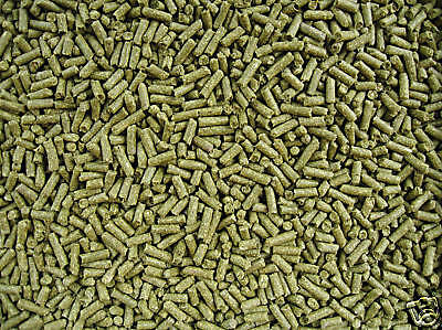 20Kg Chinchilla Pellets Charnwood Breeding & Active Good Quality Feed