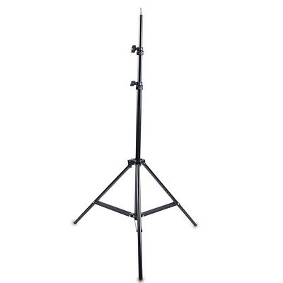 2m 78in Aluminum Photo/Video Tripod Light Stand For Studio Kit Lights SoftBoxes