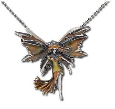 The Arrival Fairy Necklace ~~25% off~~ Less than $15