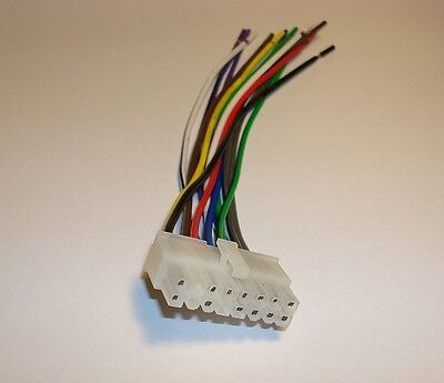 CLARION 16 pin wire/WIRING Harness DRB4375 DRX8175  cl6