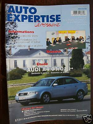 Audi A4 01/01-> Berlines : Auto-Expertise 215