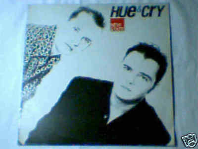 """HUE & CRY New state 12"""" ITALY UNIQUE 6 TRACKS"""