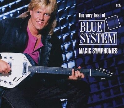 "Blue System ""the Very Best Of"" 3 Cd Box Neu"