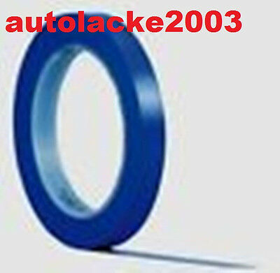 3 Rollen 471 Scotch 3M Konturenband blau 6mm 06405