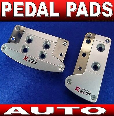 Sports Pedal Pads For Brake And Accelerator - Aluminium Pedal Pads