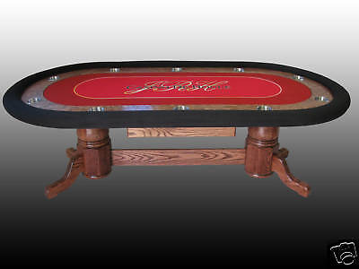 Custom Poker Table, Fully Customizable FREE DELIVERY!!!