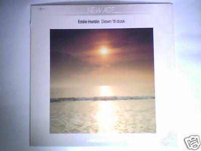 EDDIE HARDIN Dawn 'til dusk lp SPENCER DAVIS GROUP