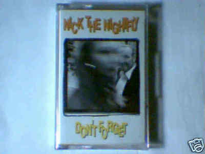 NICK THE NIGHTFLY Don't forget mc cassette k7 TOTO NEW