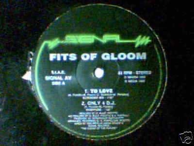 "FITS OF GLOOM To love 12"" MAURO PICOTTO DIRTY MIND"
