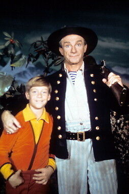 Lost In Space Billy Mumy Jonathan Harris 8X12 Photo Tv