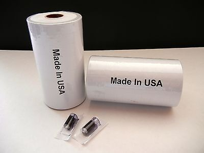 TWO SLEEVES WHITE LABELS FOR MONARCH 1115 (2 sleeves)