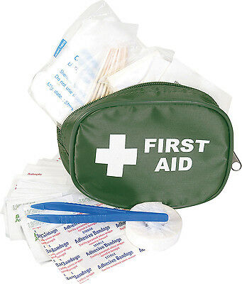 New Outdoor Camping / Bushcraft TRAVELLER FIRST AID KIT