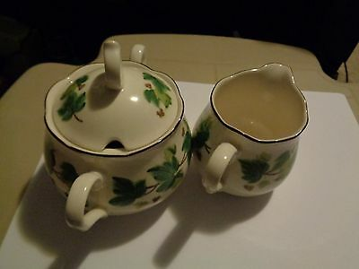 NIKKO Casual Living GREENWOOD 6 OZ Creamer and Sugar Bowl with  Lid New