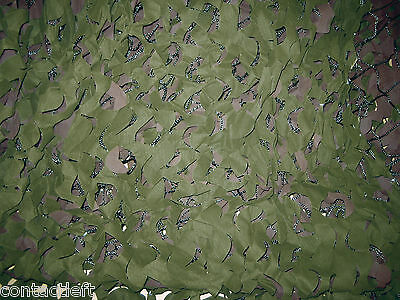 New Extra Strong 6m x 3m Camouflage Net ( Army Commando