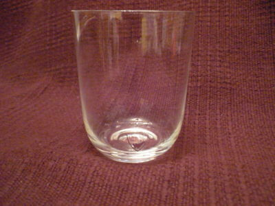 ORREFORS crystal Difference tumbler NWT!!  MINT!!