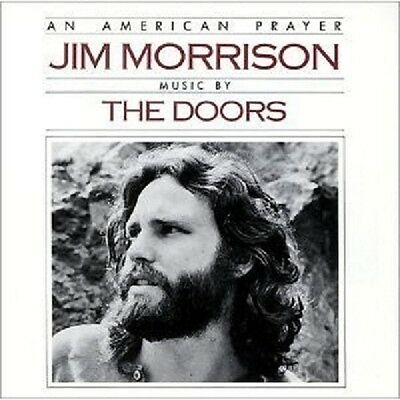 "Jim Morrison ""An American Prayer"" Cd 23 Tracks Neu"