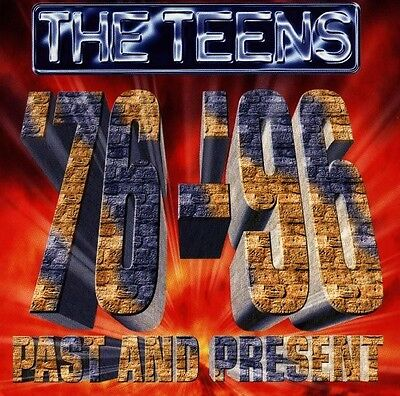"The Teens ""past And Present 76-96"" Cd Neu"