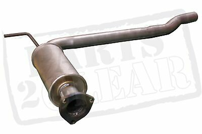 VW Transporter T4 1.9 Tdi 2.5 TDi 96-03 De-cat Pipe Exhaust Front Pipe