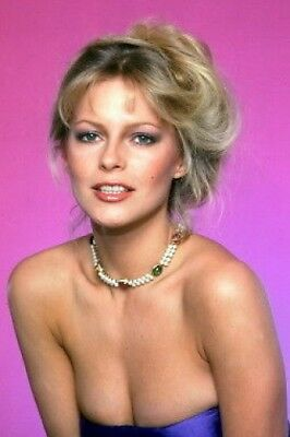 Cheryl Ladd 8X12 Photo Busty Sexy From Original Slide