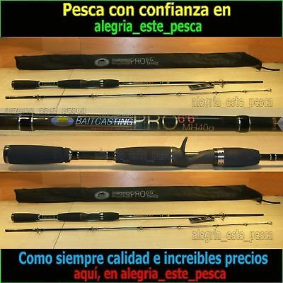 Pesca - 2 Cañas Bait-Casting Pro Master Series 6'6'' Mh