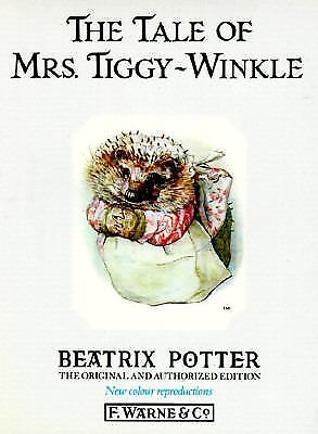 The Tale of Mrs. Tiggy-Winkle by Beatrix Potter WD7629