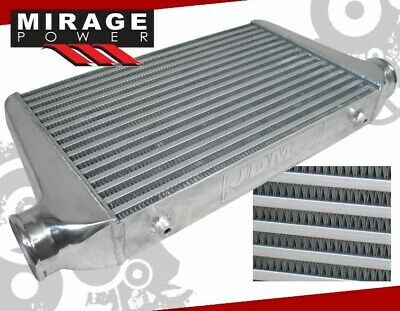 "UNIVERSAL 25""x11.75""x3"" TUBE & FIN HIGH FLOW FRONT MOUNT FMIC INTERCOOLER TURBO"