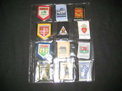 31 diff International District & Other patches      c23