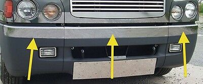 Freightliner Century 3 PC Front Bumper Trim, 2003-Early