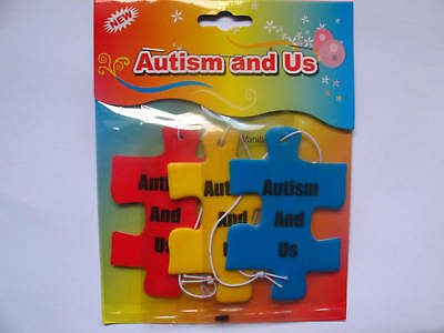 Puzzle Piece Air Fresheners