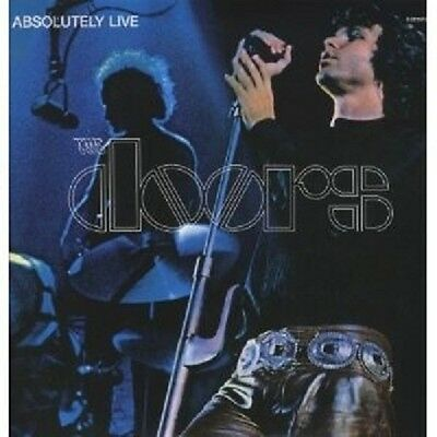 "The Doors ""absolutely Live"" 2 Lp Vinyl Neu"