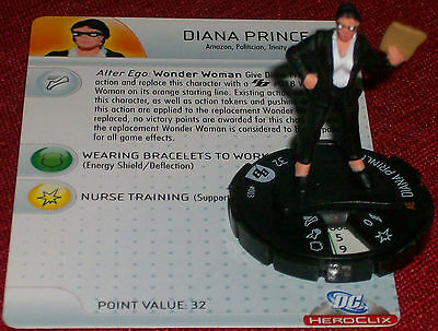 Diana Prince 003 Brave and the Bold HeroClix