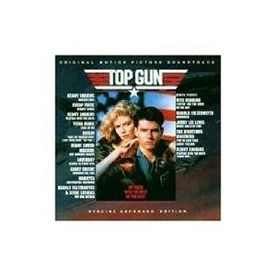 Top Gun (Special Expanded Edition) Cd Ost Neu
